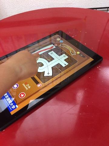 Fire HD10 タブレット 子供向けアプリ