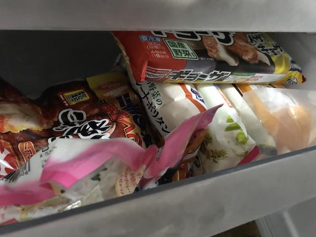冷凍食品 共働き 食事