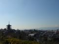 京都タワー 高台寺より