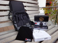 ポラロイドカメラ ソナー PX600UV+