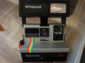 ポラロイドカメラ BOX型