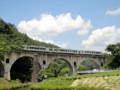 遠野市宮守 道の駅みやもり めがね橋