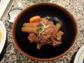 遊食菜彩いちにいさん 豚足ごぼう煮