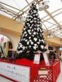 上野駅 クリスマスツリー