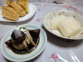 ケーキ 漬け物