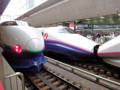 東北上越新幹線 東京駅