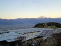 20121107 富士山 ほったらかし温泉