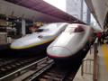 東北新幹線 東京駅ホーム