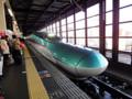 東北新幹線 はやぶさ 盛岡駅