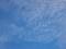夕方の雲 140808