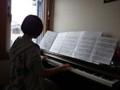 ピアノ練習