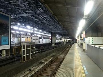 JR新橋駅 141026