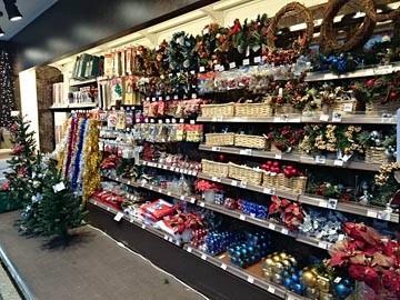 ユザワヤ クリスマス飾り 141027