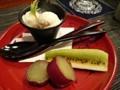 浅草茶寮 Kuwasaru 大吟醸アイス 大吟醸ゼリー