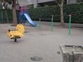 公園 遊具 ライオン