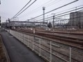 JR拝島駅付近