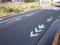 自転車用 道路表示