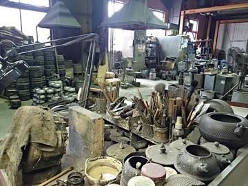 岩鋳鉄器館 盛岡
