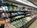 スーパーマーケット 野菜売り場