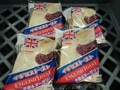 イギリス食パン 小倉マーガリン