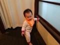 浅草 古民家カフェ 赤ちゃん