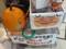 ハロウィン かぼちゃ 重さ クイズ