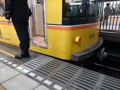 東京メトロ銀座線 1000系車両