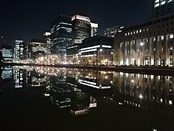 夜景 東京