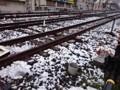 160118 東京 積雪 東急線