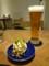 のものキッチン池袋東口 ポテトサラダ オリジナルビール