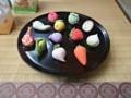 赤坂 塩野 果物 雛祭り