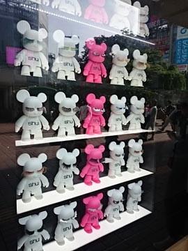 BE@RBRICK シュウウエムラ 渋谷