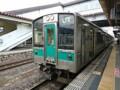 160717_18 福島 飯坂温泉旅行 東北本線