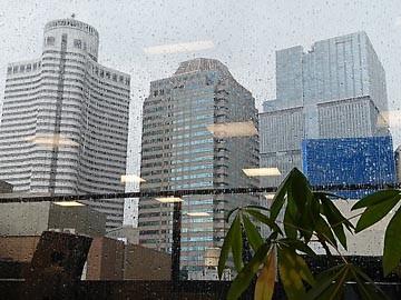 160818 大雨 東京