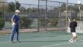 錦織圭を指導する米沢コーチ