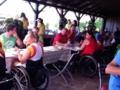 6/23 ITF車椅子大会のレセプションパーティー