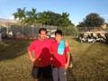 Day 19 若林龍と石光コーチ