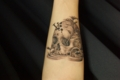 [東京][渋谷][原宿][タトゥー][刺青][画像][デザイン][スカル][ドクロ][腕]