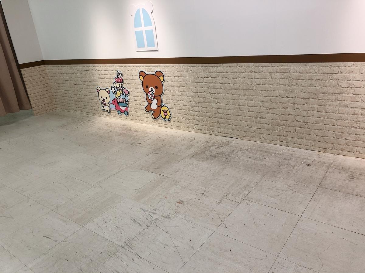リラックマ,リラックマタウン,金沢,石川県,香林坊,イベント