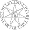 [魔方陣]TMKL DIARY 背景 (全)