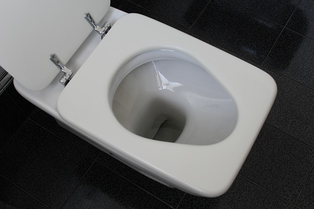 カンボジアのトイレ