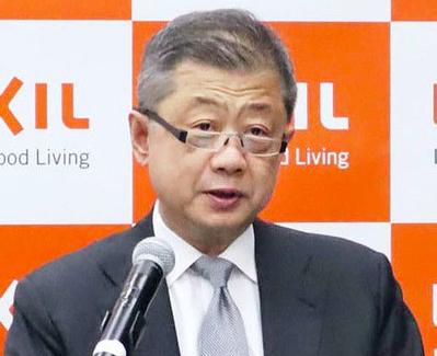 LIXIL 潮田会長