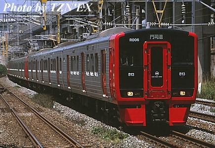 813系0番台先頭の9両編成