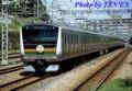 [E233系]東海道線開業120周年HMつきE233系3000番台