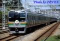 [E217系]東海道線開業120周年HMつきE217系