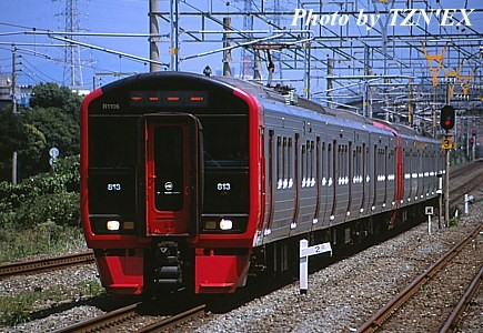 813系1100番台