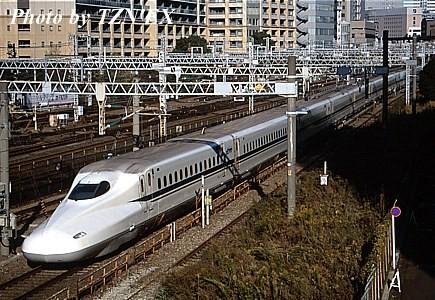 JR東海N700系