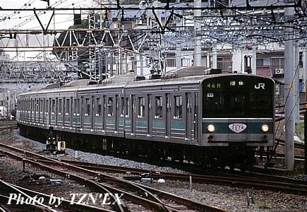 JR東日本207系