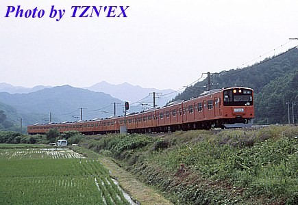 さよなら中央線201系(H4編成)