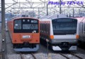 [201系]さよなら中央線201系(H4編成)